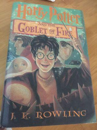 Harry Potter and the Goblet of Fire HB