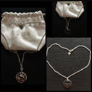 Authentic Guess Necklace