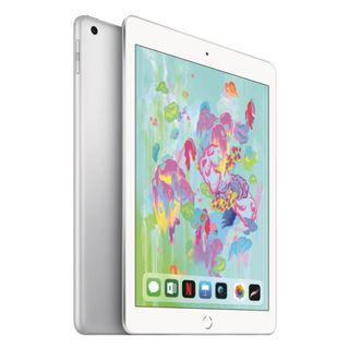Apple iPad (2018) Wi-Fi + Cellular 128GB - Silver MR732ZP/A 銀色