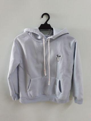 Hoodie with Rabbit Ear