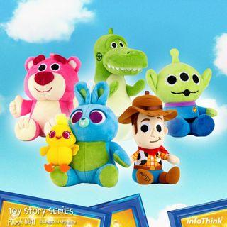Infothink Toy Story 4 迷你隨身藍牙喇叭