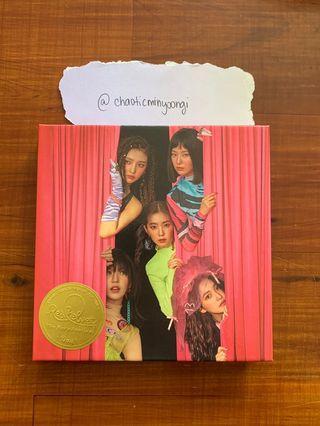 Red Velvet The ReVe Festival Official Album