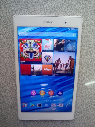 Z3 Tablet Compact 8.0  4GLTE
