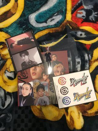 DAY6 Remember Us album w/ photocards!