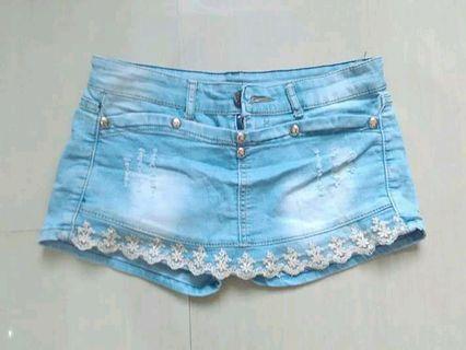 Shorts-Skirt