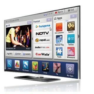"🚚 LG 42"" smart tv"