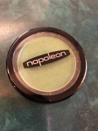 Napoleon Perdis single eyeshadow pot #52 Green