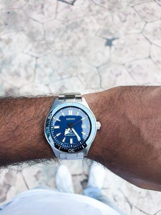 Seiko Sbdc053 Automatic Dive Watch