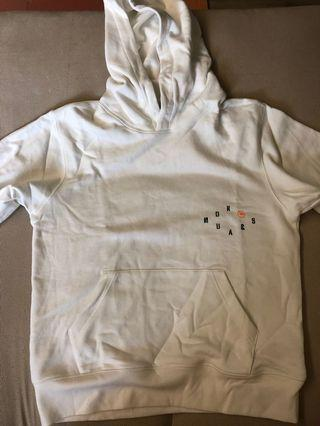 madness x united arrows & sons hooded sweatshirt jacket