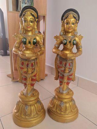 Indian Festival Golu Dolls #Carousell