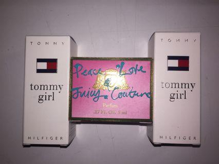 TOMMY + JUICY COUTURE Fragrance