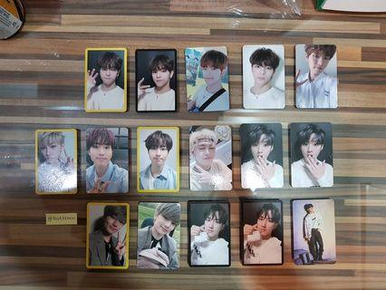 Stray Kids Clé 2 Yellow Wood Official Photocard