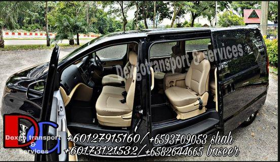 Taxi/car for rental sg/jb/Malaysia