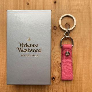 Vivienne Westwood 皮帶鎖匙扣