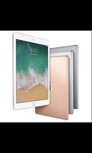 🚚 Cheapest Apple ipad 6th Gen 32GB wifi only gold