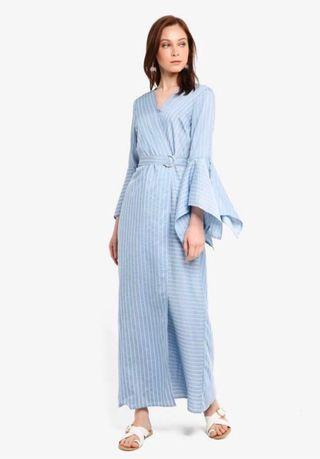 RENT Zalia Wrap Dress