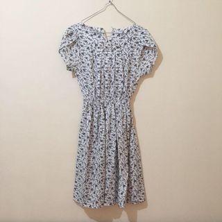Floral Dress Midi dress