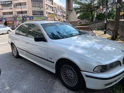 Tip top 1996 BMW 528i