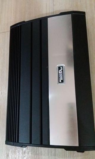 Sound Magus SC160.4 4 Channel Hifi Car Amplifier