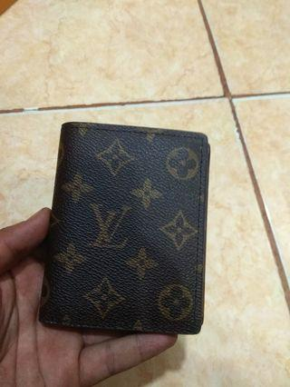 Dompet Louis Vuitton Monogram book
