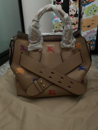 BN Burberry Limited Edition Belt Bag (Small)