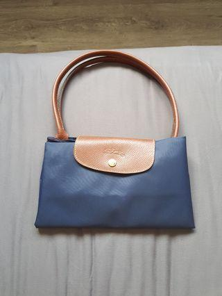 Longchamp Tote Large in Navy