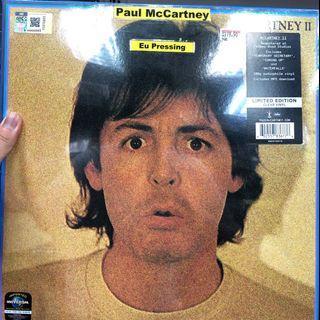 Paul McCartney Vinyl