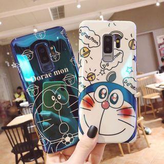 藍光卡通手機殼