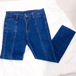Trousers Highwaist Magnolia - Jeans