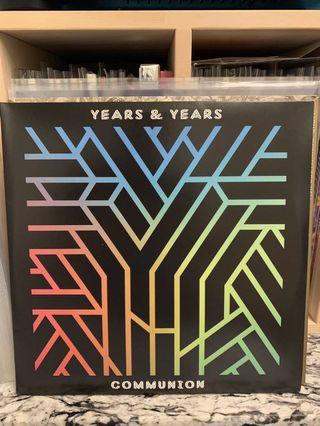 Years and Years LP 黑膠