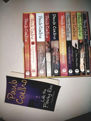 PAULO COELHO: THE DELUXE COLLECTION (10 BOOKS)