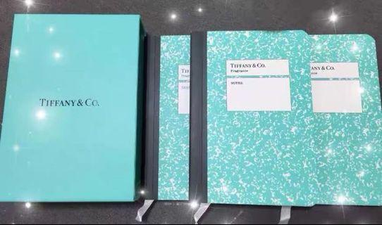 Tiffany & Co note book( authentic)
