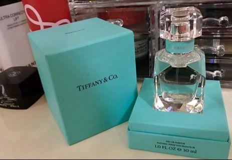 Tiffany perfumes 30ml Authentic