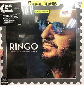Ringo Starr - Postcards From Pardadise Vinyl