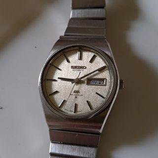 Seiko LM automatic watch 5606 lord matic 機械錶 精工