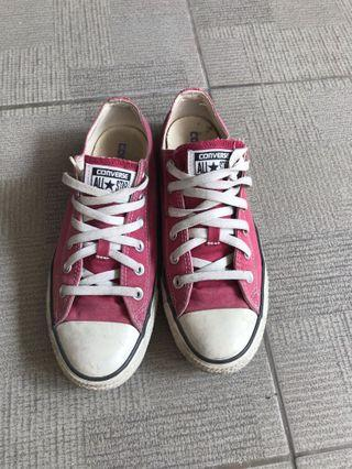 Converse All Star Red Sepatu