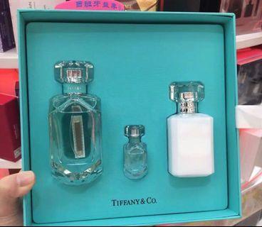 Tiffany & Co perfume Set Authentic