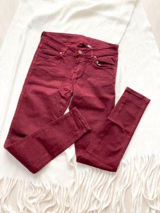 Celana Panjang Murah - Semi Jeans