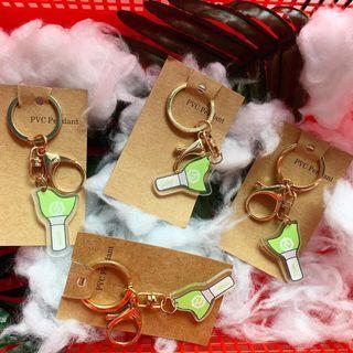 [PO] GOT7 Lightstick Keychain