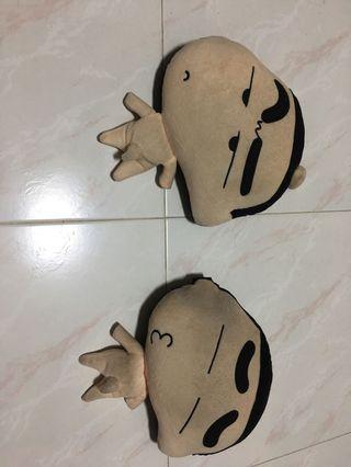 Crayon Shin Chan ( 蜡笔小新 )headrest pillow