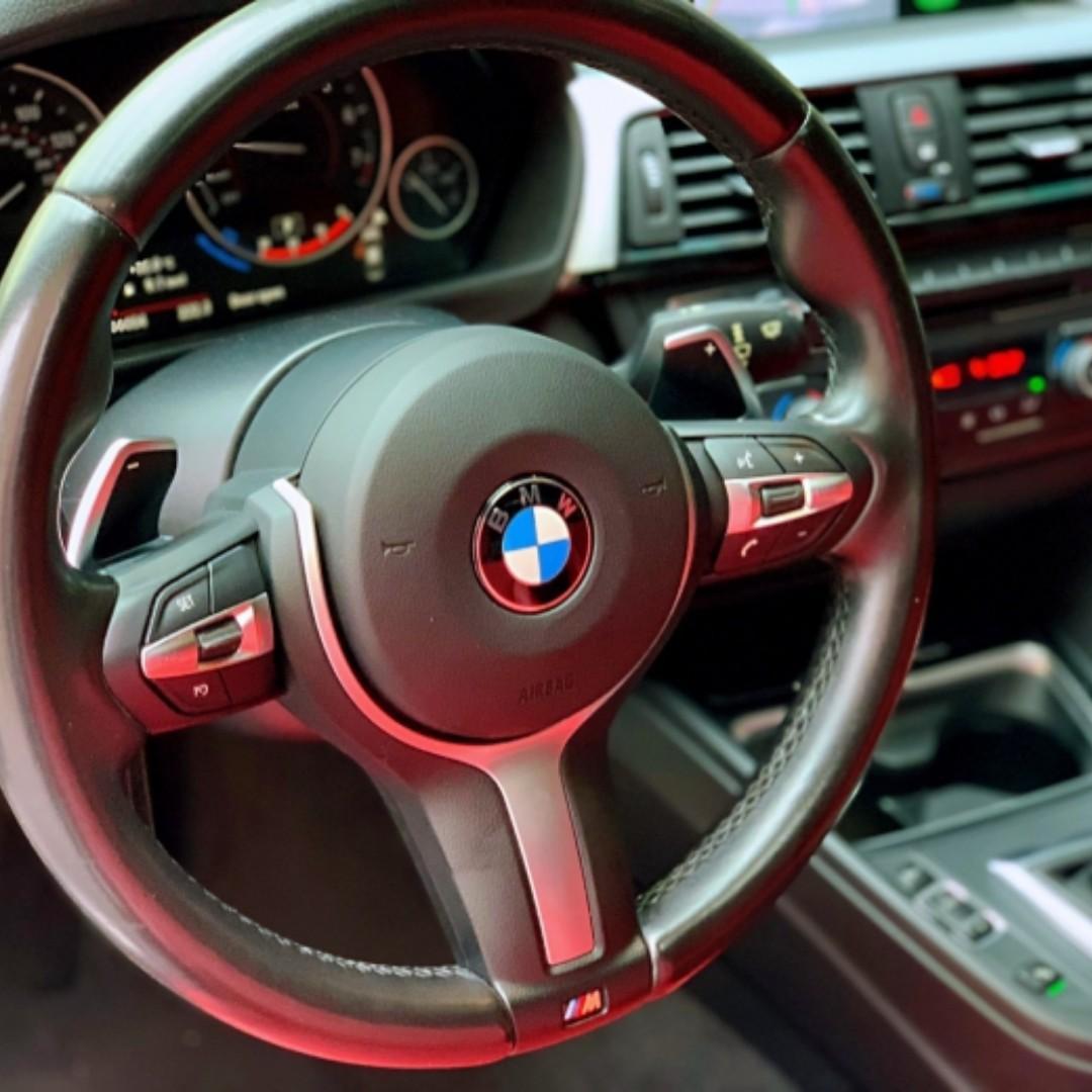 15年 BMW 328i M Sport 2.0 F30 衛星導航 倒車顯影 倒車雷達 雙魚眼頭燈 可認證 實車實價