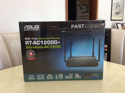 🚚 Asus RT-AC1200G+ Wireless Router