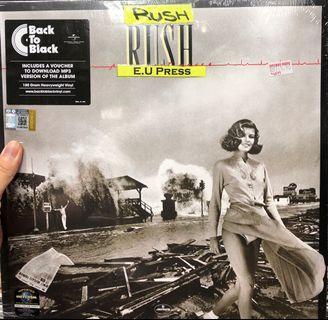 Rush Vinyl