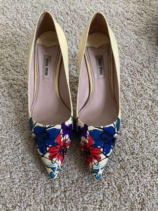 miumiu high heels