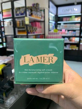 LAMER 海藍之謎-精華柔潤乳霜30ML The Moisturizing Soft Cream