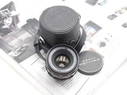 Pentax Super Takumar 35mm F3.5