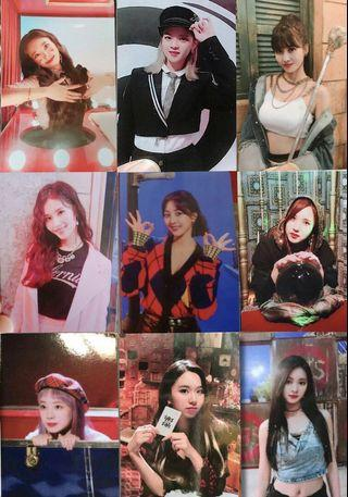 WTS Twice Yes or Yes broadcast photocard