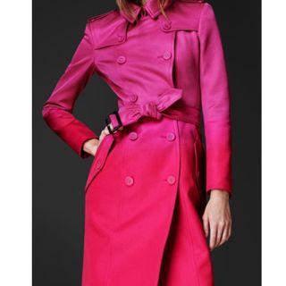 Authentic Burberry trench coat