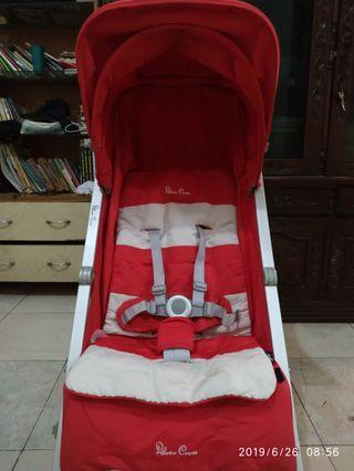#joinjuli Stroller Silver Cross Mothercare