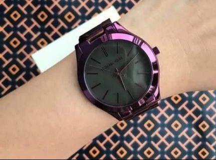 MK watch...used only twice...good as new